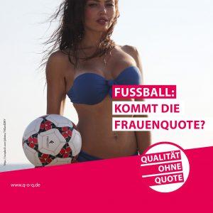qualität ohne quote fußball dfb sport